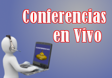 Conferencias en vivo
