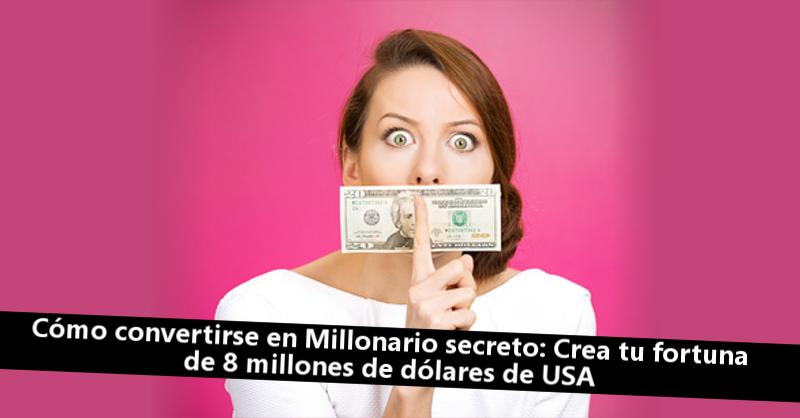 [HistoriaReal]: Crea tu fortuna de 8 millones: Cómo hacer dinero en la bolsa de valores